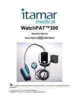 Operation Manual WatchPAT 300 Euro