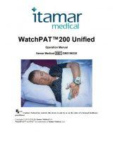 WatchPAT 200 Unified Operational Manual- International