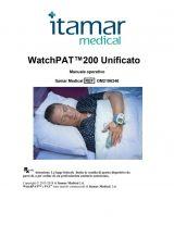 WatchPAT 200 Unified Italian Operation Manual