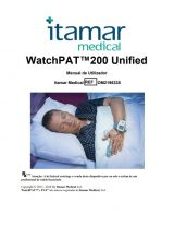 WatchPAT 200 Unified Portuguese Operation Manual