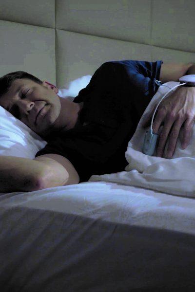 Disposable Sleep Apnea Diagnostic Test