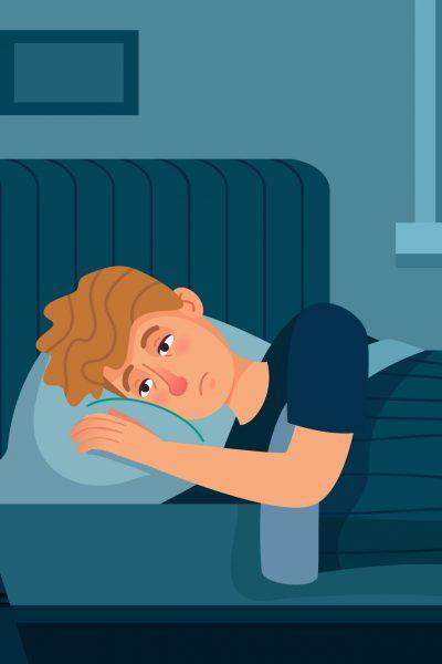 sleep apnea vector